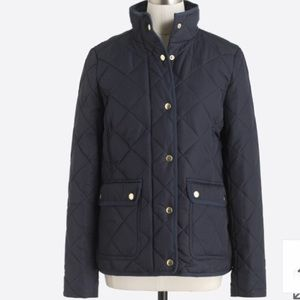 J. Crew Quilted Jacket
